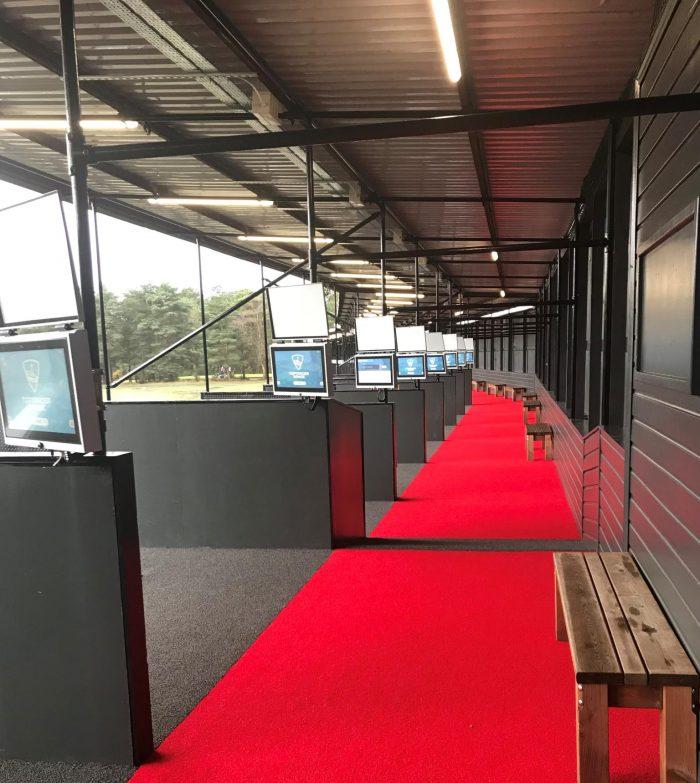 Action Colours Red Carpet