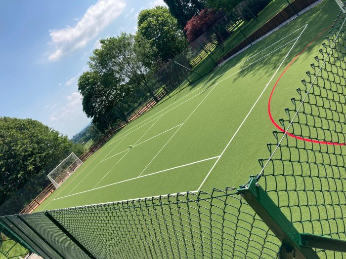 Action Colours Tennis